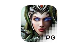 เกมฟรี เมดูซ่า PG SLOT Medusa II ในซากปรักหักพัง