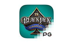 เกมฟรี แบล็คแจ็ค PG SLOT European Blackjack