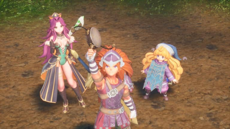Trials of Mana [PC, PS4, Switch] – 24 เมษายน