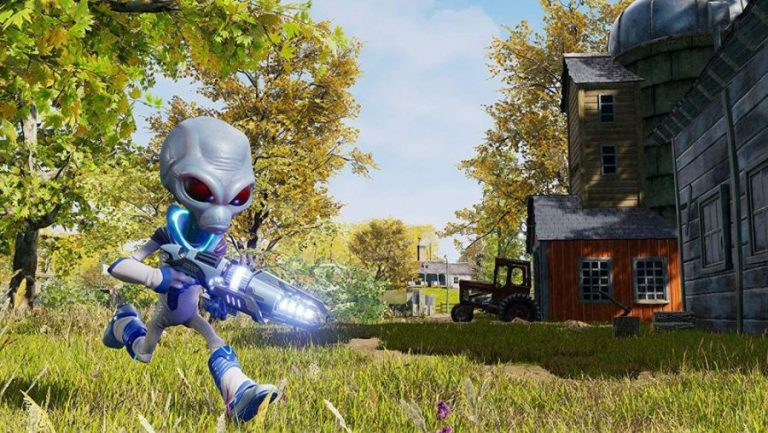 Destroy All Humans [PlayStation 4, Xbox One, PC]