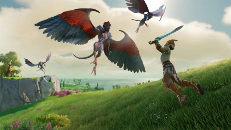 Gods & Monsters [PlayStation 4, Xbox One, Switch, Stadia, PC] – ภายในปี