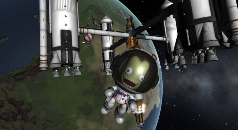 Kerbal Space Program 2 [PlayStation 4, Xbox One, PC] – ภายในปี 2020