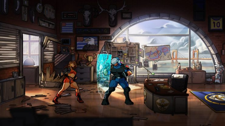 Streets of Rage 4 [PlayStation 4, Xbox One, Switch, PC] – ภายในปี 2020