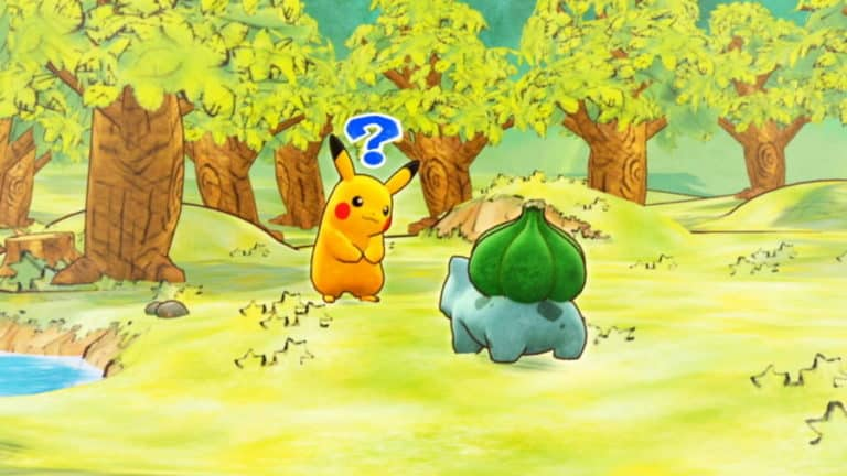 Pokemon Mystery Dungeon: Rescue Team DX [Switch] – 6 มีนาคม
